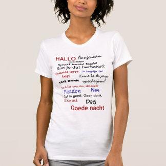 Dutch class - Spreekt Nederlands? T-Shirt