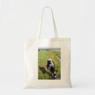 Dutch Cow Tote Bag
