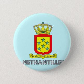 Dutch Emblem 2 Inch Round Button