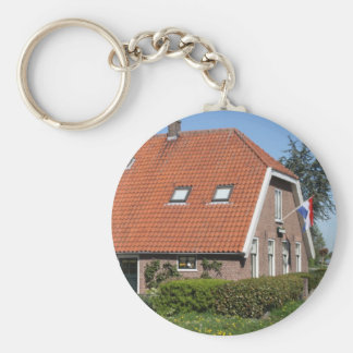 Dutch farm key chain