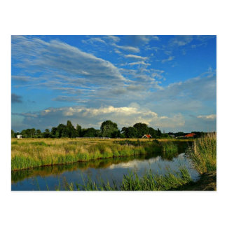 Dutch Farmhouse Postcard
