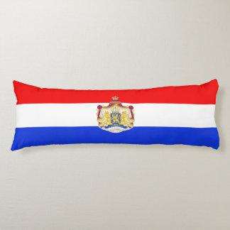 Dutch flag body pillow