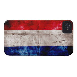 Dutch Flag iPhone 4 Cover