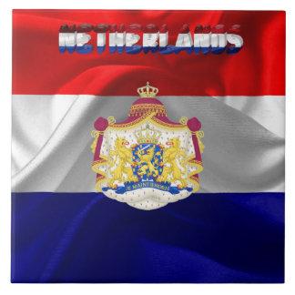 Dutch flag tile