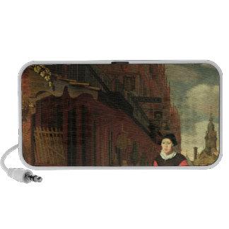 Dutch Genre Scene, 1668 PC Speakers