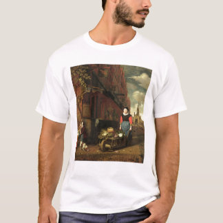 Dutch Genre Scene, 1668 T-Shirt