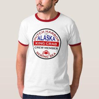 Dutch Harbor Alaskan King Crab Crew Member T-Shirt