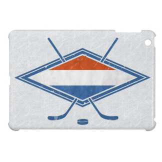 Dutch Hockey Flag Logo iPad Cover