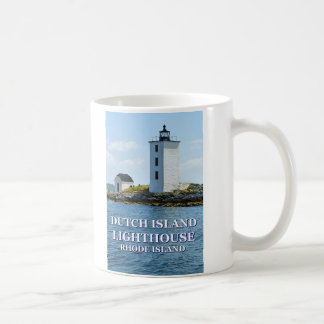 Dutch Island Lighthouse, Rhode Island Mug