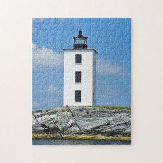 Dutch Island Lighthouse, Rhode Island Puzzle