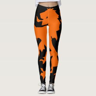 dutch lion leggings