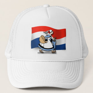 Dutch Maids Trucker Hat