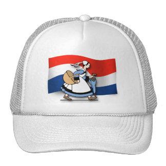 Dutch Maids Trucker Hat