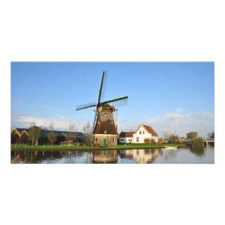 Dutch Mill Card
