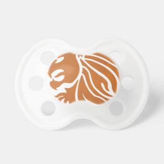 Dutch Modern Lion Pacifier