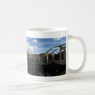 Dutch Old Houses Landscape Panoramic Mug