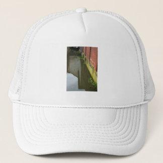 Dutch Photograph Canal Gracht Trucker Hat