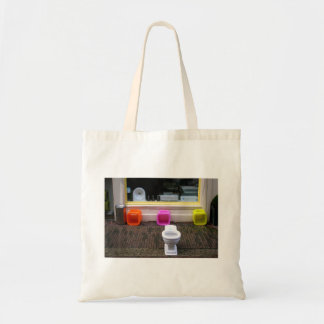 Dutch Photograph Toilet For Sale Tote Bag