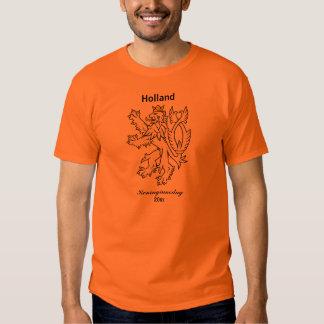 Dutch Queen's day (Koninginnedag) Tshirt