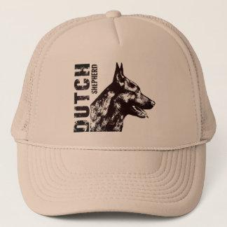 Dutch Shepherd dog - Dutchie -Hollandse  Herder Trucker Hat