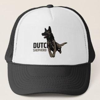 Dutch Shepherd Dog Trucker Hat
