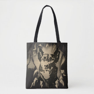 Dutch Shepherd - Dutchie Tote Bag