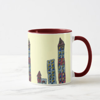 Dutch Skyline Mug