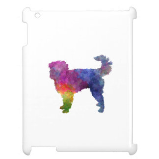 Dutch Smoushond in watercolor Case For The iPad 2 3 4
