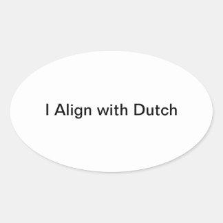 dutch sticker