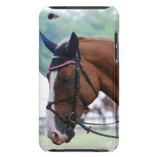 Dutch Warmblood Horse iTouch Case