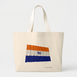 Dutch West India Company Flag Canvas Bags