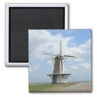 Dutch Windmill Magnet