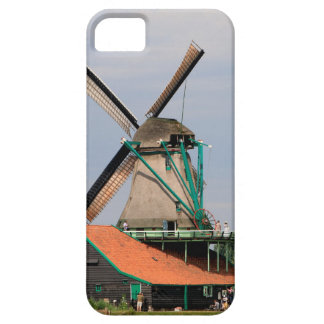 Dutch windmill village, Holland 3 Case For The iPhone 5
