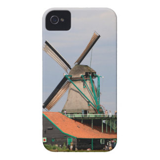 Dutch windmill village, Holland 3 iPhone 4 Case-Mate Cases