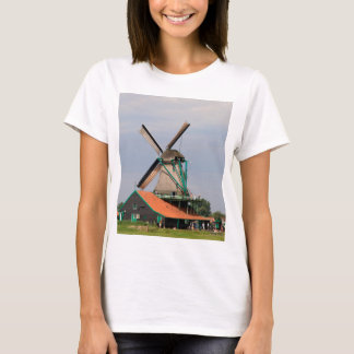 Dutch windmill village, Holland 3 T-Shirt