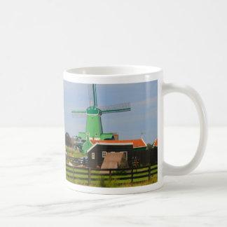 Dutch windmill village, Holland 4 Coffee Mug