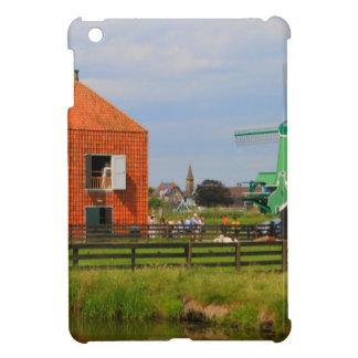 Dutch windmill village, Holland 4 iPad Mini Cover