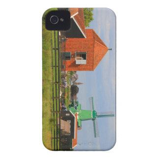 Dutch windmill village, Holland 4 iPhone 4 Case