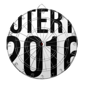 Duterte 2016 dartboard