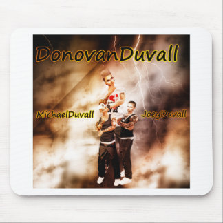 duvall fashions n more's Store at Zazzle Mouse Pad