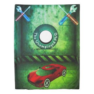 Duvet cover cars