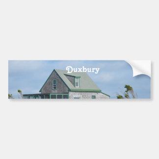 Duxbury Beach Bumper Sticker