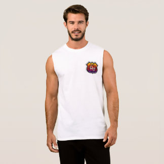 DV Lotus Badge Sleeveless Shirt