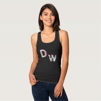 DW Logo Woman's Sleeveless Tank