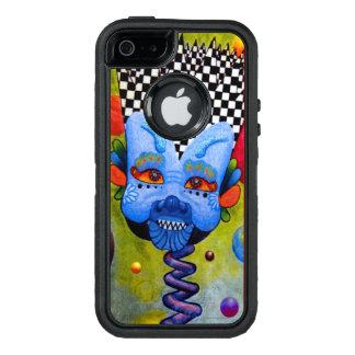 """Dwainizms """"Blue Man"""" OtterBox 5/5s/SE Case"""