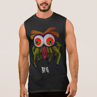 "Dwainizms ""BUG"" Men's Ultra Cotton Sleeveless Tee"