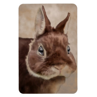Dwarf Bunny Magnet