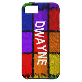 DWAYNE iPhone 5 CASE