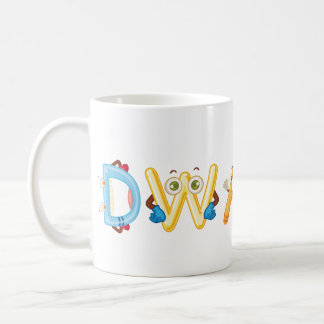 Dwayne Mug