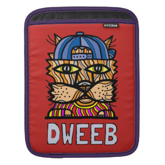 """Dweeb"" iPad, iPad Mini, MacBook Air Sleeve"